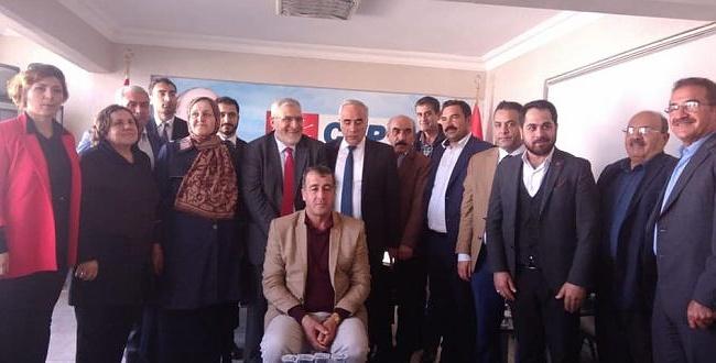 Şanlıurfa'da Saadet Partisi CHP yakınlaşması
