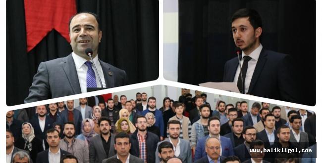 Şanlıurfa Büyükşehir Belediyesi Gençlik Meclisi Başkanlığına Faruk Evran seçildi