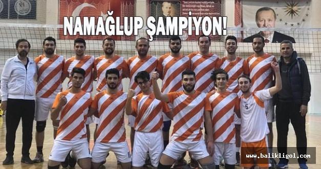 Şanlıurfa Büyükşehir namağlup şampiyon!