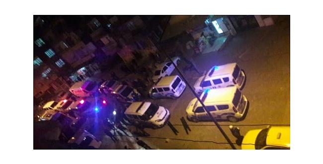 Şanlıurfa'da 690 Polisle Huzur Uygulaması