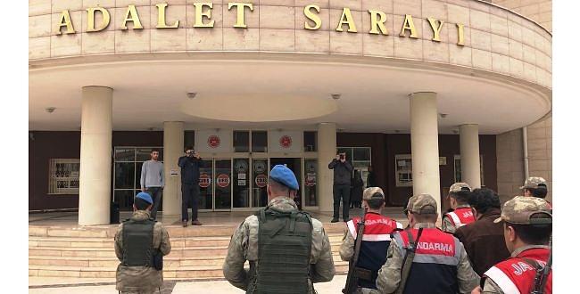 Şanlıurfa'da FETÖ'nün askeri yapılanmasına operasyon