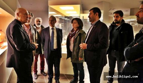 Şanlıurfa'nın tarihi ve turistik mekanları tanıtıldı