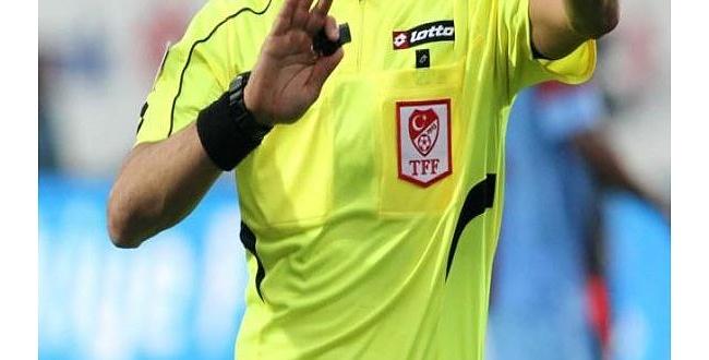 Şanlıurfaspor-Silivrispor maçının hakem Gültek yönetecek