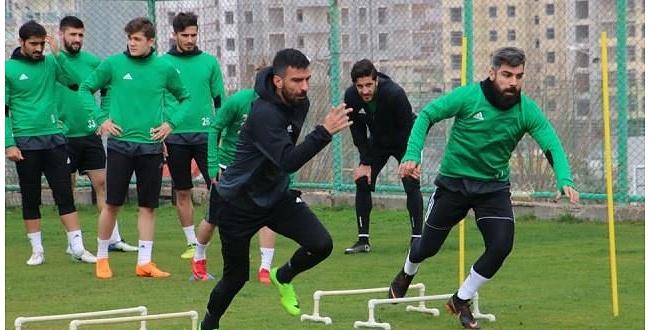 Şanlıurfaspor, Silivrispor maçının hazırlıklarını sürdürüyor