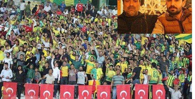 Şanlıurfaspor taraftarından futbolculara Bandırma mesajı