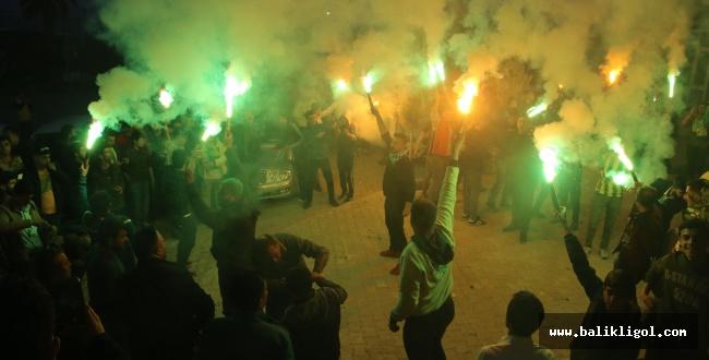 Şanlıurfaspor'a, taraftarlardan büyük destek