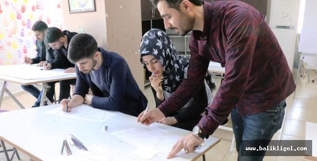 Siverek, Güzel Sanatlar Fakültesine Hazırlanıyor