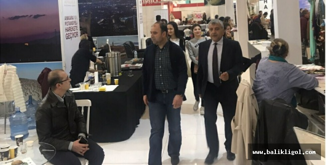 Travelexpo fuarı Şanlıurfa'da kapılarını ziyaretçilere açtı