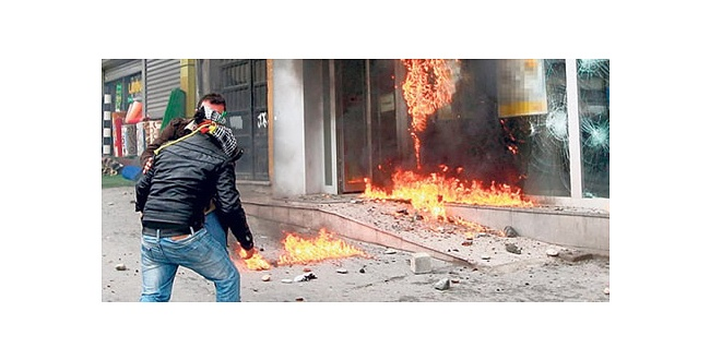 Urfa'daki Market Molotofçuları 3 Yıl Sonra Yakalandı