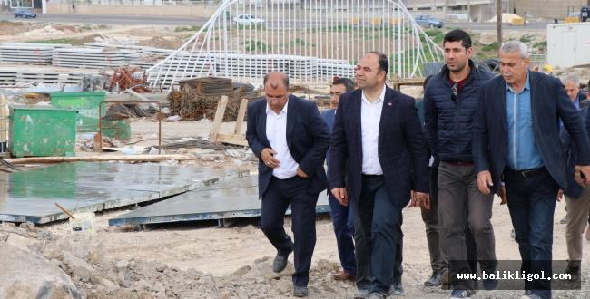 Urfa'daki o Kavşak 11 Nisan'da Trafiğe Açılıyor