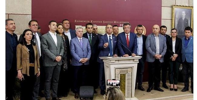 İşte CHP'den istifa edip İYİ Partiye geçen 15 Milletvekili