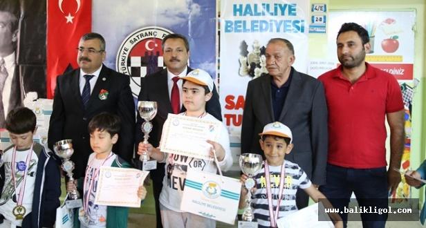Urfa'da 23 Nisan'a Özel Satranç Şampiyonası