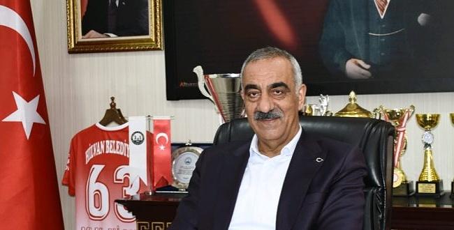 Başkan Aslan Ali Bayık'tan bayram mesajı