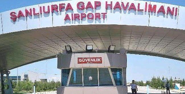 GAP Havalimanında Yolcu Sayısı Arttı