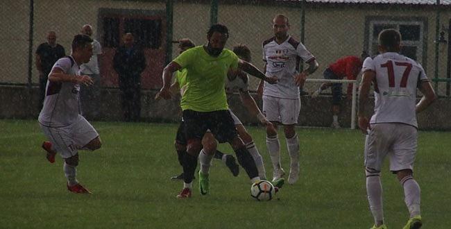 Hazırlık maçı: Şanlıurfaspor 2 Rapid Bükreş 2