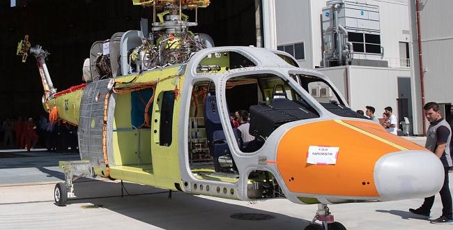 İlk özgün, helikopterimiz T625 uçuşa hazır