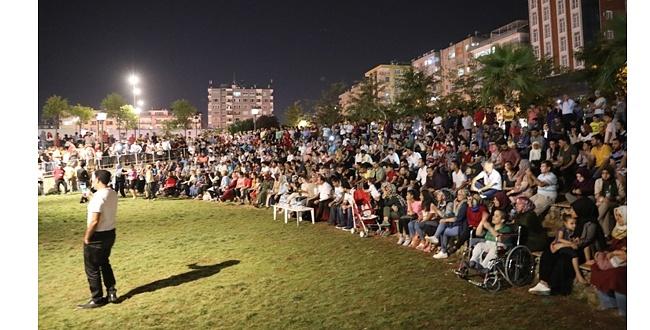 Şanlıurfa Büyükşehir Belediyesi Yaz Konserleri Devam Ediyor