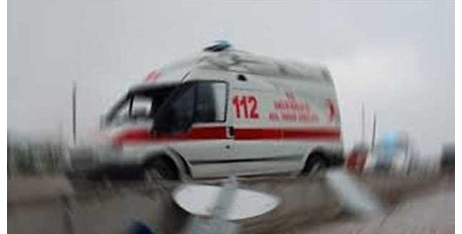 Şanlıurfa'da üzerine televizyon düşen küçük kız hayatını kaybetti