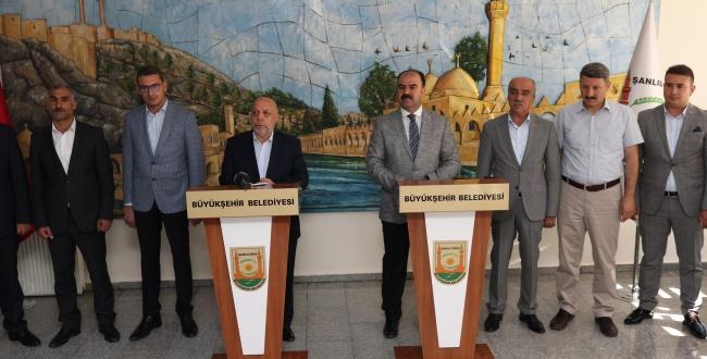 Şanlıurfa Büyükşehir'de Toplu İş Sözleşmesi Yapıldı