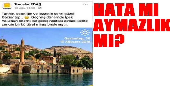 Türk Telekom'dan sonra TEDAŞ'da Halfet'yi Gaziantep gösterdi