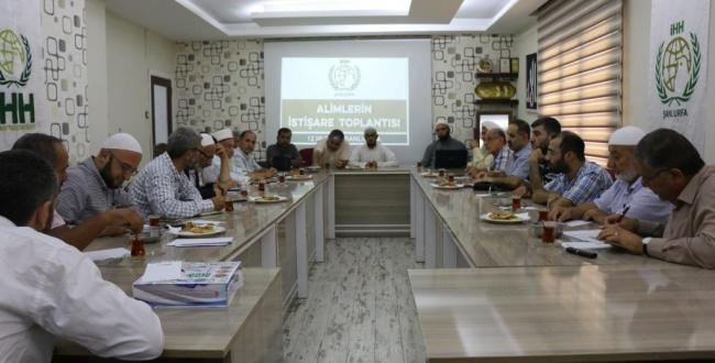 Urfa'daki Muhacir Alimlerden Örnek Davranış