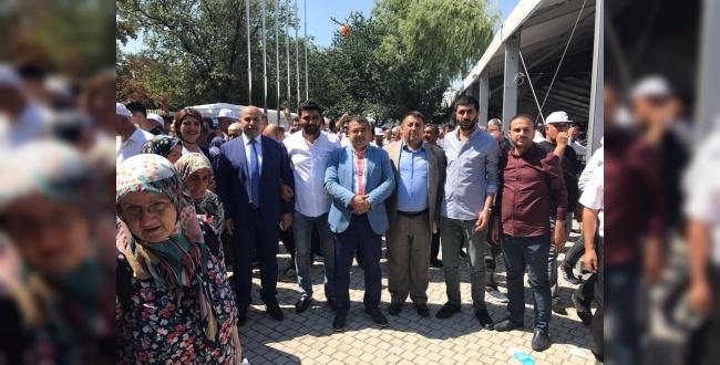 Urfa'nın Yoğun Katılımıyla AK Parti 6. Olağan Büyük Kongresi Başladı