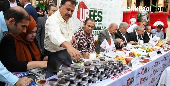 Acılı lezzet festivali URFES başlıyor VİDEOLU