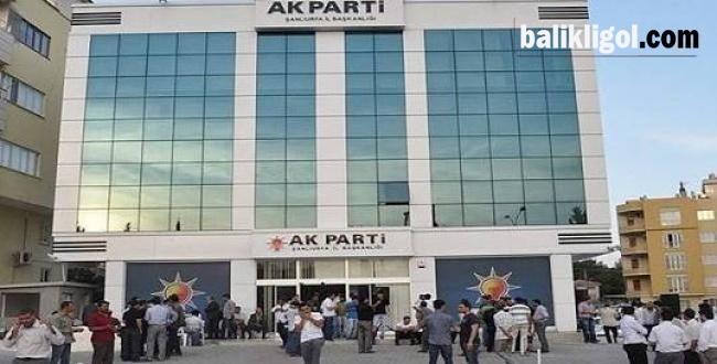 AK Parti Şanlıurfa Gençlik Kolları 12 Eylül Darbesini Kınadı