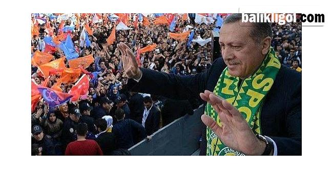 Erdoğan'ın Şanlıurfa Programı İptal Edildi