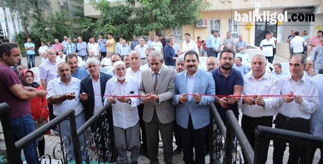 Osman Gazi Mahalle Muhtarlık Binası Açıldı