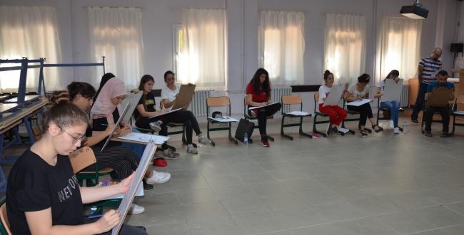 Harran Üniversitesi 2018-2019 Eğitim Öğretim yılı özel yetenek sınavları başladı