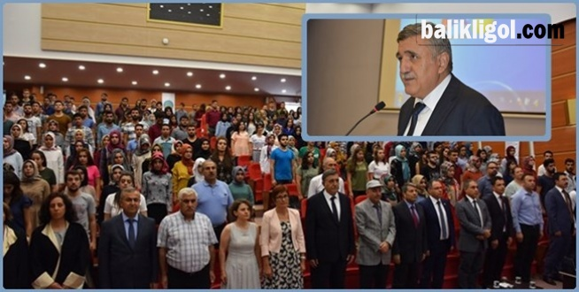 Harran Üniversitesi Yeni Eğitim-Öğretim Yılına Başladı