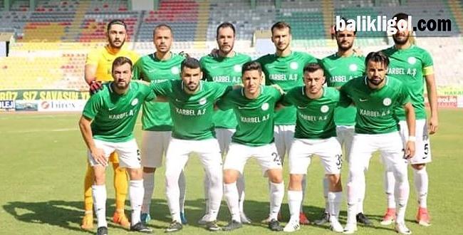 Karaköprü Belediyespor Erzinspor 5-1