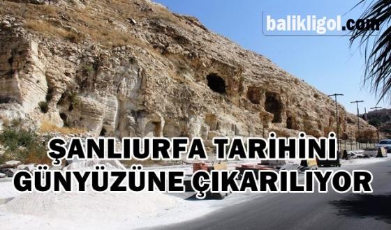 Kızılkoyun Kaya Mezarları 2.etap çalışmaları başladı