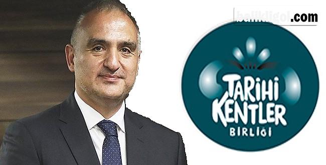 Kültür ve Turizm Bakanı Ersoy Şanlıurfa'ya Geliyor
