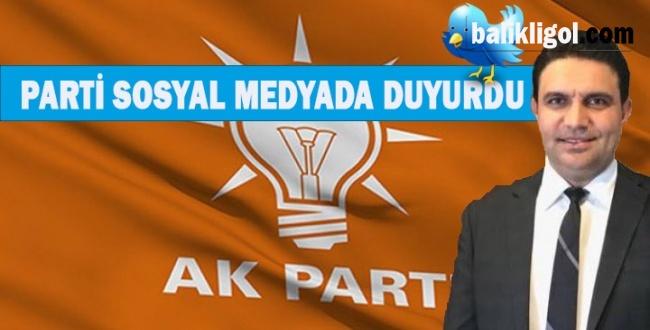Sait Ağan Yerel Seçimler İçin Şanlıurfa AK Parti'den İstifa Etti