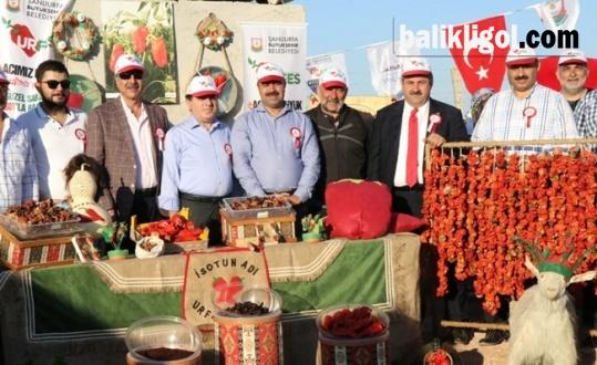 Şanlıurfa 2018 Yılı İsot Festivali Başladı