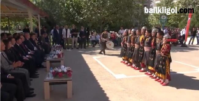Şanlıurfa'da 2018-2019 Eğitim Öğretim Yılı Törenle Açıldı