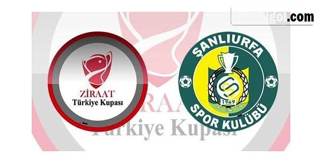 Şanlıurfaspor Ziraat Türkiye Kupası Maç Saati Belli Oldu