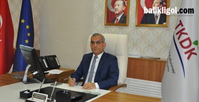 TKDK Şanlıurfa'da Yatırımlara Öncülük Etmeye Devam Ediyor