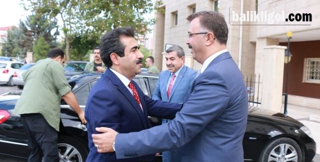 Valisi Güzeloğlu'ndan Başsavcı Öztoprak'a Ziyaret