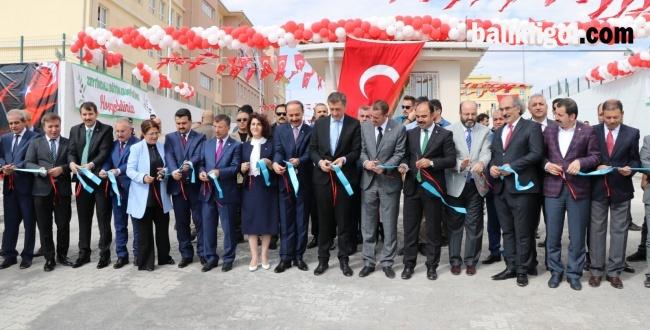 Zeytin Dalı Eğitim Kampüsünü törenle açıldı