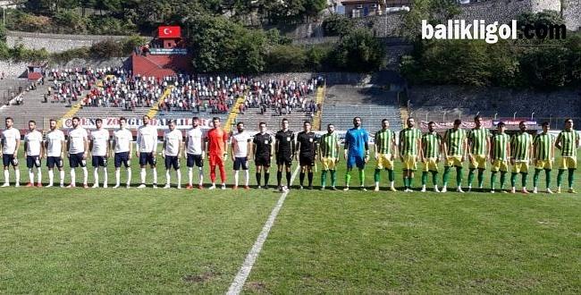 Zonguldak Kömürspor Şanlıurfaspor 0-1