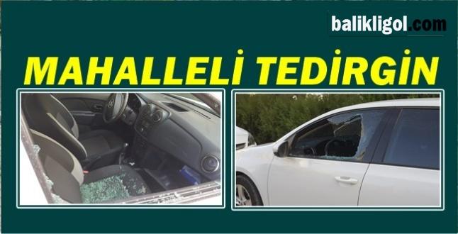 Akabe TOKİ'de Park Halindeki araçların camını kırıyorlar