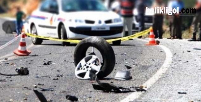 Birecik'te Feci Kaza! 2 Ölü 5 Yaralı