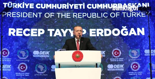 Erdoğan açıkladı: 46 ülkeyle ticari ve ekonomi imzalar atıldı