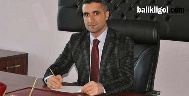 Fikret Aslanparçası Ak Parti Siverek Belediye Başkan Aday Adayı oldu