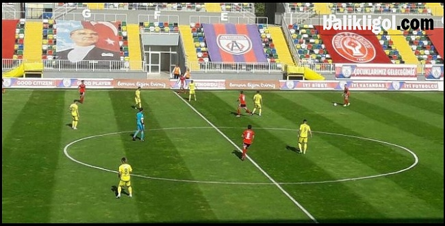 Manisa Büyükşehir Belediyespor Şanlıurfaspor 3-0