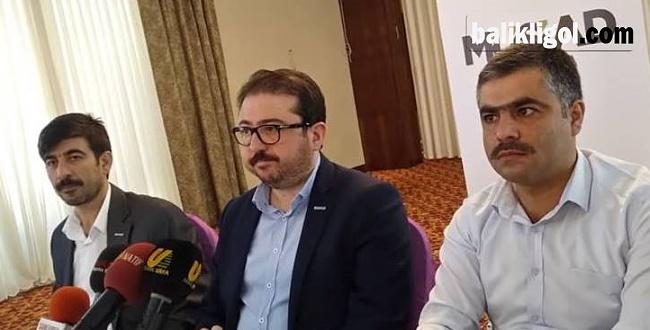 MÜSİAD Başkanı Saatçi: Urfa ekonominin hazinesi durumundadır
