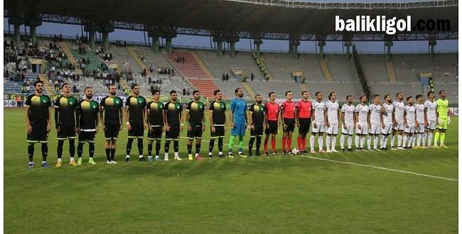 Şanlıurfaspor, Etimesgut Belediyespor 0 - 0